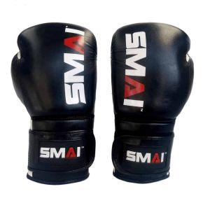 guantes de boxeo smai negro