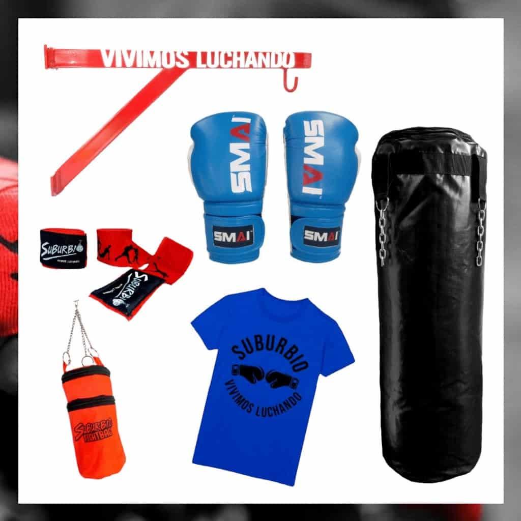 concurso saco de boxeo