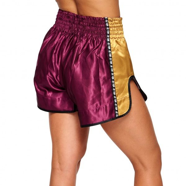 short kickboxing mujer