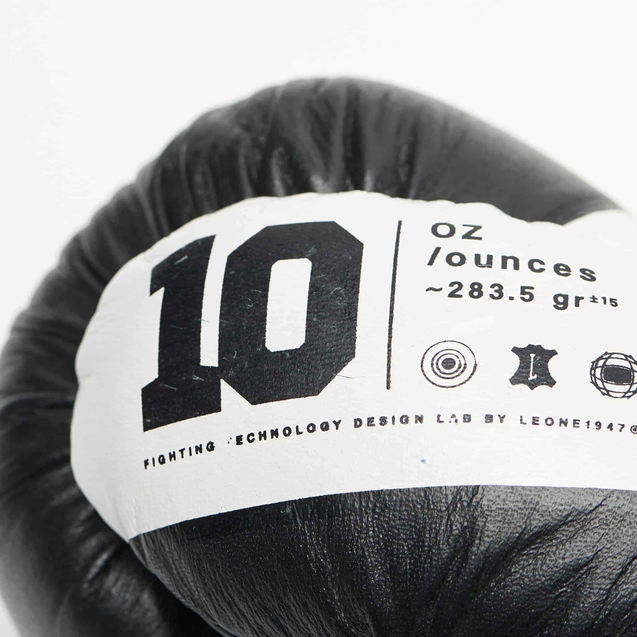 guantes boxeo cuero
