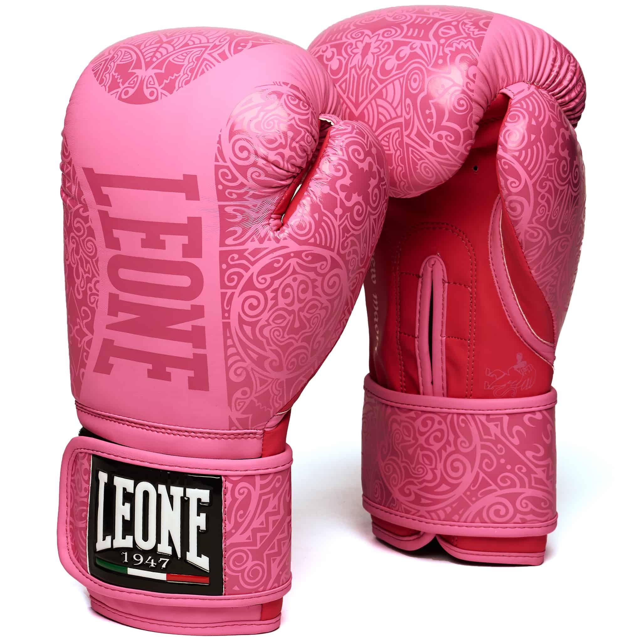 guantes de boxeo mujer