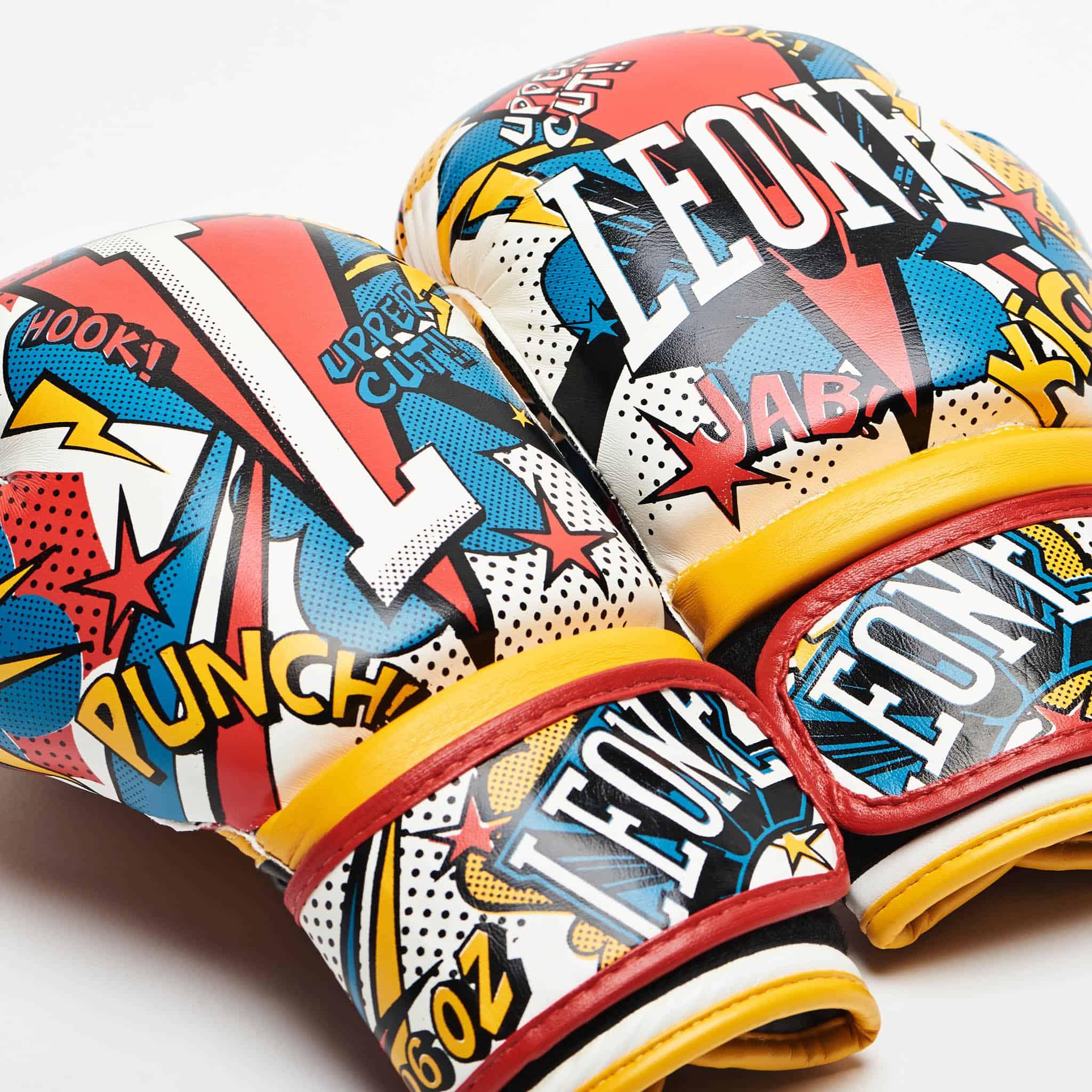 guantes boxeo niño