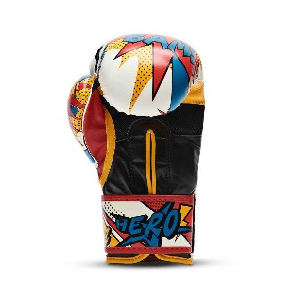 guantes kickboxing niño