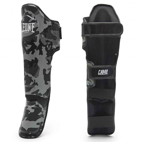 protector tibial leone
