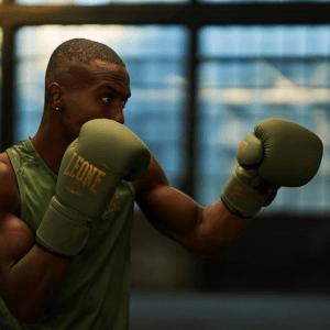 tipos de guantes de boxeo