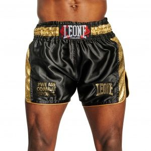 short kickboxing leone