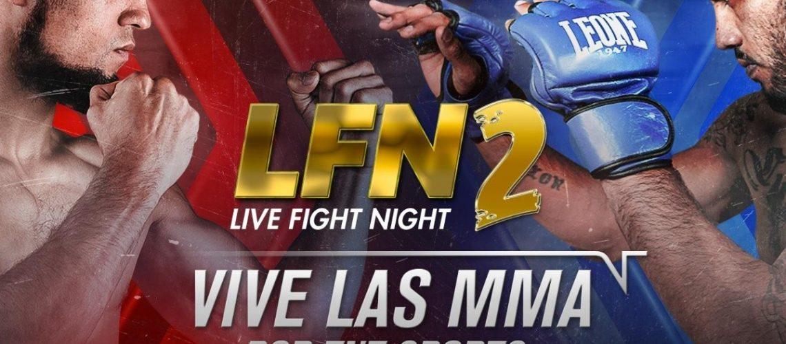 live fight night 2